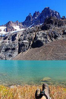 Laguna cerro castillo | Patagonia