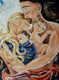 2011 May | Katie m. Berggren | baby wrapping | mother and child paintings…