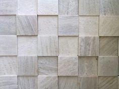Mosaico pedra são tomé branca 10x10