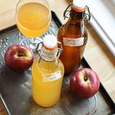Make your own sparkling cider