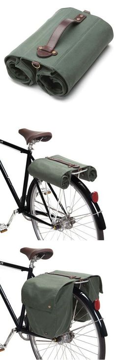 paniers that can fit in a shoulder bag while your bike is locked up outdoors