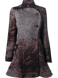 Women - Only New In - Vivienne Westwood Anglomania 'Profile' Coat - Bernard Boutique