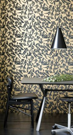 Ferm living_142   http://www.interiorscreation.fr/carnet-dinspiration-papiers-peints-dun-nouveau-genre/
