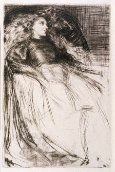 James McNeill Whistler - Weary Drypoint on Paper James Mcneill Whistler, Pablo Picasso Drawings, Art Drawings, Catalogue Raisonne, Drypoint Etching, Art Gallery, Post Impressionism, Impressionist, Art For Art Sake