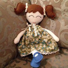 Raggy doll