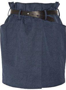 #net-a-porter.com         #Skirt                    #Isabel #Marant� �Cotton-blend #paperbag #skirt� �NET-A-PORTER.COM            Isabel Marant� �Cotton-blend paperbag skirt� �NET-A-PORTER.COM                                          http://www.seapai.com/product.aspx?PID=808122