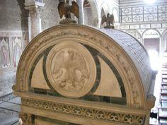 Sm al monte, interno, edicola dell'altare, retro - Category:San Miniato al Monte (Florence) - Interior - Wikimedia Commons