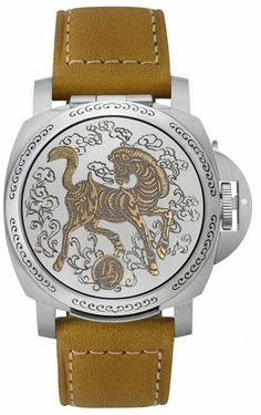 Panerai Sealand Year of the Horse Watch Closed
