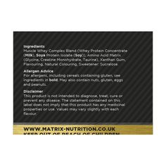 Matrix Nutrition Muscle Whey Complex Protein  Mass Gain Powder Best Value. Strawberry 5KG by Matrix Nutrition *** You can find more details by visiting the image link.(It is Amazon affiliate link) #wheyproteinideas Whey Protein Concentrate, Creatine Monohydrate, Isolate Protein, Amino Acids, Gain, Powder, Strawberry, Image Link, Muscle