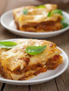 Lasagnes à la viande : Recette de Lasagnes à la viande - Marmiton