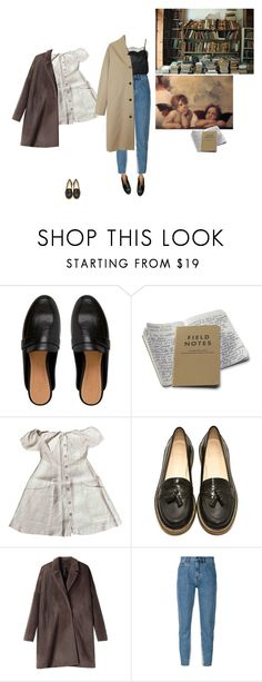 """""""Без названия #1263"""" by haomind ❤ liked on Polyvore featuring B Store, Zero + Maria Cornejo, Calvin Klein Jeans, Hope, girlstrip and WineTastingOutfit"""