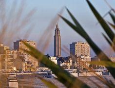 9131- Le Havre France sea side