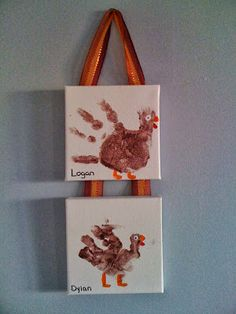 Thanksgiving craft ideas.