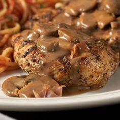 Carrabba's(R) Chicken Marsala Recipe