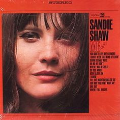 """Me"" (1966, Reprise) by Sandie Shaw.  Her second LP."
