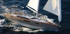 Lust auf eine Bootstour? -> Jeanneau 57 #Bootchartern #Yachtcharter #Sommerurlaub #Segelurlaub #Mittelmeer