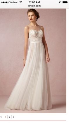 find this pin and more on to have and to hold bhldn penelope gown by watters wedding