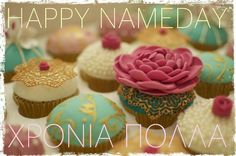 Happy Name Day, Happy Names, Happy Birthday, Desserts, Cards, Quotes, Happy Anniversary, Quotations, Happy Brithday