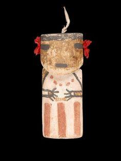 Poupée rituelle, Hopi