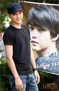 Song Joong Ki's enlistment *13