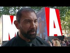 Guardians of the Galaxy: Dave Bautista European Premiere Interview --  -- http://www.movieweb.com/movie/guardians-of-the-galaxy/dave-bautista-european-premiere-interview