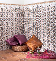 Испанская плитка: источник вдохновения. Photo Cerlat---Al-Andalus.jpg