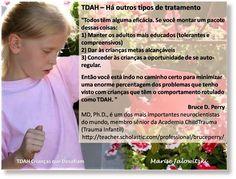 COMPROMISSO CONSCIENTE: TDAH - Riscos, Efeitos Colaterais, Outros Tratamen...
