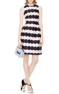 Taliah Printed Cotton and Silk-Blend Dress by Mother of Pearl - Moda Operandi