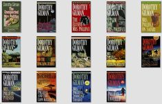 I collect Dorothy Gilman books