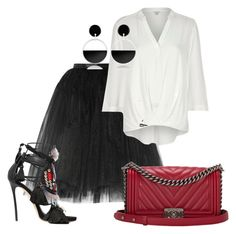 """""""cute skirt"""" by xmare ❤ liked on Polyvore"""