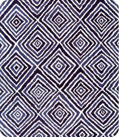 same as pindler indigo/sailor, here, style=malaga; online fabric, lewis and sheron, lsfabrics