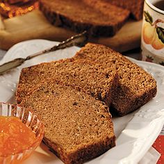 Oatmeal Cinnamon Bread