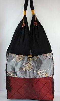 Hippie Silk Shoulder Bag | HIPPIE CLOTHING | 80% Sale HIPPIE CLOTHING Now!! on HIPPIEUP.com