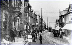 Dunraven Street Tonypandy 1920 Cymru, South Wales, Welsh, Homeland, Past, Street View, Ancestry, Fathers, Places
