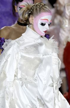 Christian Dior - fall winter 2003 - John Galliano