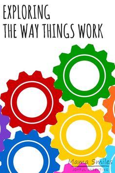 Storybook Science: Exploring the Way Things Work