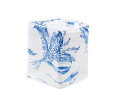Muguet Tissue Box Cover – D Porthault Standard Pillow, Tissue Box Covers, King Bedding Sets, Duvet Covers Twin, Printed Cotton, Covered Boxes, Reading Pillow, King Pillows, Prints