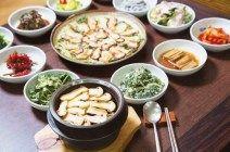 [땅이야기 맛이야기] 경북(9) 송이로 가득한 자연밥상, 인하원
