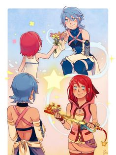 I want to see this in Kingdom Hearts 3