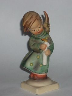 Hummel Heavenly Angel...part of my Hummel collection....I have about 60 figurines....a collection from my mother.
