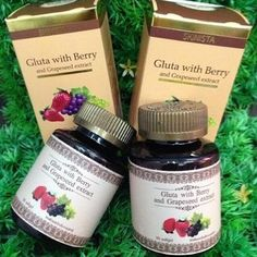 Gluta with berry Rp.450.000 Order please  Sms : 082178888862 Bbm : 75C3982D Line : sellatanzella1994