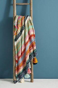 Stitchplay Throw Blanket