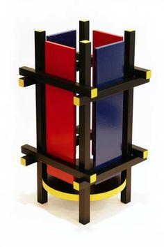 De Stijl table light
