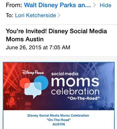 """Adventure In The Great Wide Somewhere: Disney Social Media Moms Celebration """"On The Road""""..."""