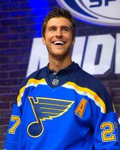Alex Pietrangelo /  St. Louis Blues--Now Captain! <3