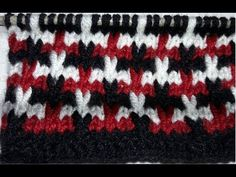Apache Tears made Round and Flat - Crochet Stitch Tutorial Baby Knitting Patterns, Knitting Stitches, Stitch Patterns, Crochet Patterns, Knitting Videos, Easy Knitting, Sweater Design For Ladies, Baby Sweaters, Crochet Baby