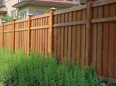 Back yard fence ideas / ultimate back yard designs