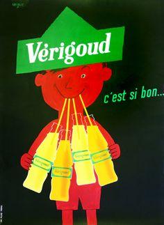 rverigoud - aymond savignac 1955