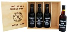 Kopke Port 100 Years Giftsset