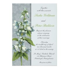 Discount DealsBellflower Floral Wedding Invitationonline after you search a lot for where to buy